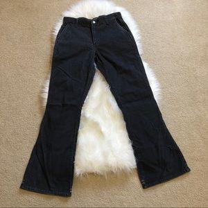 New American Eagle Corduroy Pants size 4